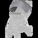 Britax Kalesjepakker – B-AGILE / B-MOTION Steel Grey