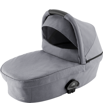 Britax Bærebag – SMILE III Frost Grey, Black