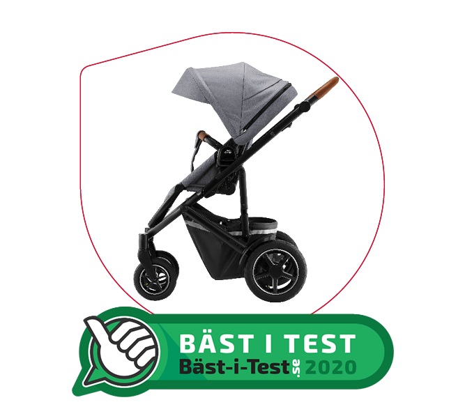 SMILE III pushchair - Best Tested